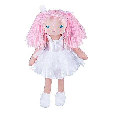 Игрушка мягкая Мир Детства Кукла Белая фея 33271