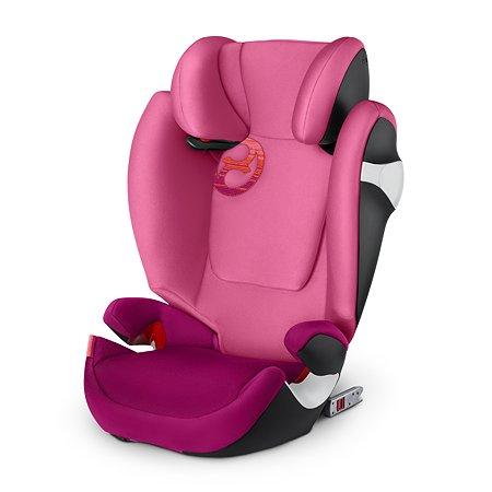 Автокресло Cybex Solution M-Fix Passion Pink