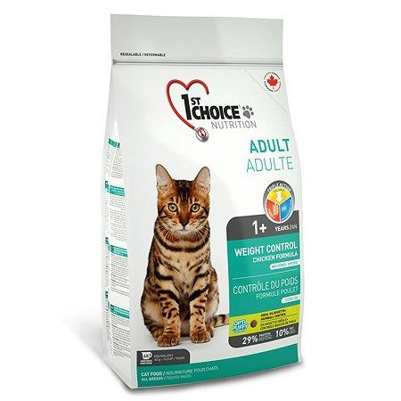 Корм для кошек 1st Choice Контроль веса стерилизованных 2.72кг