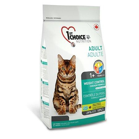 Корм для кошек 1st Choice Контроль веса стерилизованных 5.44кг