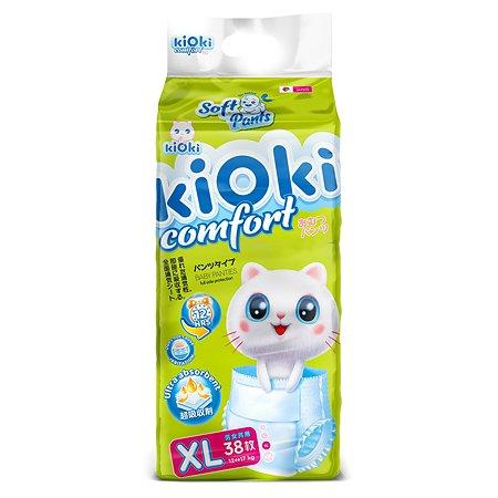 Подгузники-трусики Kioki Comfort Soft XL (12-16 кг) 38 шт