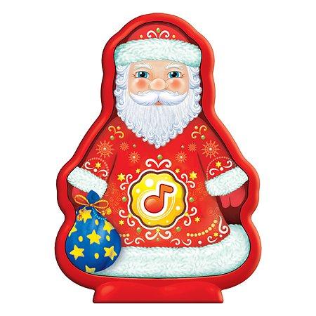 Новогодняя игрушка Азбукварик Дед мороз