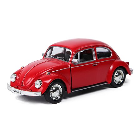 Машинка Mobicaro 1:32 Volkswagen 1967 Beetle