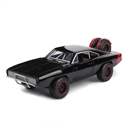 Машина Fast and Furious Jada 1:24 1970 Dodge Charger Offroad 97038