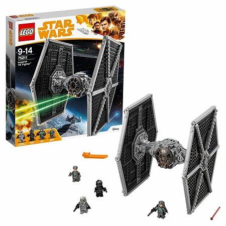 Конструктор LEGO Star Wars Имперский истребитель СИД (75211)