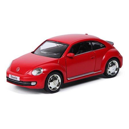 Машинка Mobicaro 1:32 Volkswagen 2012 Beetle