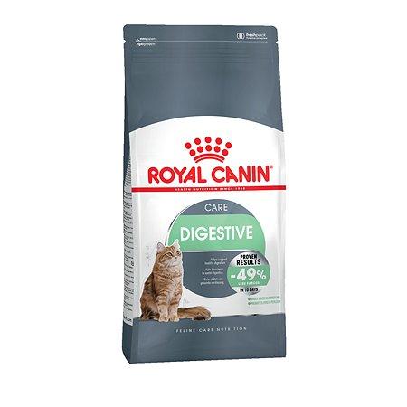 Корм сухой для кошек ROYAL CANIN Digestive Care 2кг с расстройствами пищеварительной системы