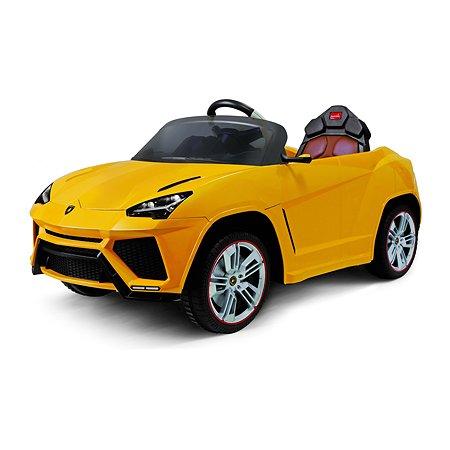 Электромобиль Rastar Lamborghini Urus Желтый