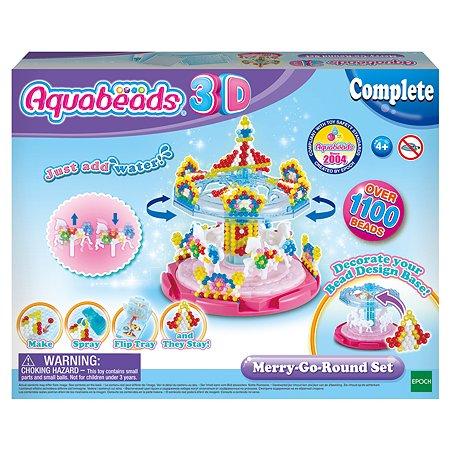 Набор Aquabeads Веселая карусель 31364