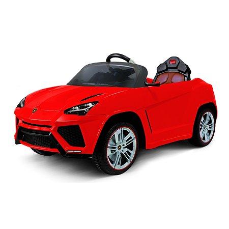 Электромобиль Rastar Lamborghini Urus Красный