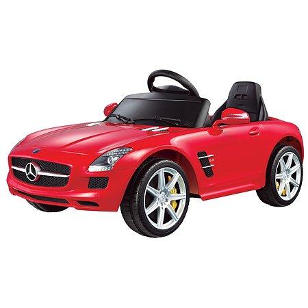 Электромобиль Rastar Mercedes Benz SLS AMG Красный