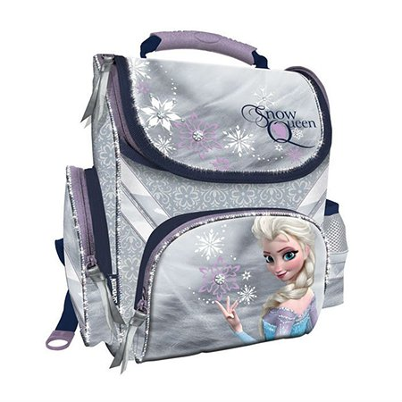 Ранец Kinderline Frozen (серый)