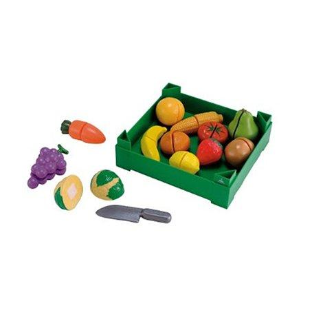 Набор ELC Ящик с фруктами и овощами 134430