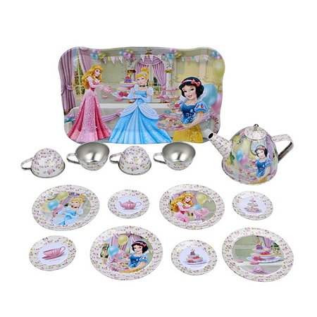 Чайный сервиз Disney Принцесса Чайная вечеринка