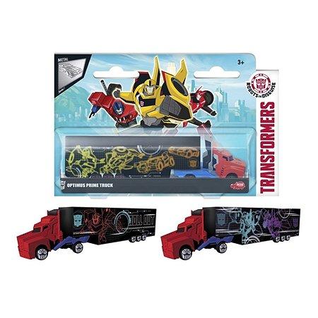Трансформер-Трейлер Dickie Optimus Prime