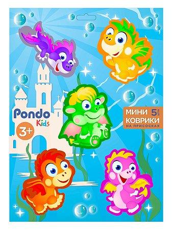 Коврик для ванны Pondo Дракоши PK-0035