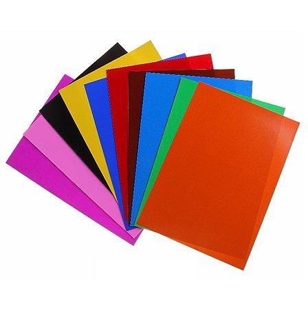 Цветной картон Adel 10л.10цв.