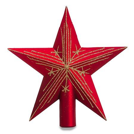 Верхушка на елку Изготовитель Звезда в асс 20 см