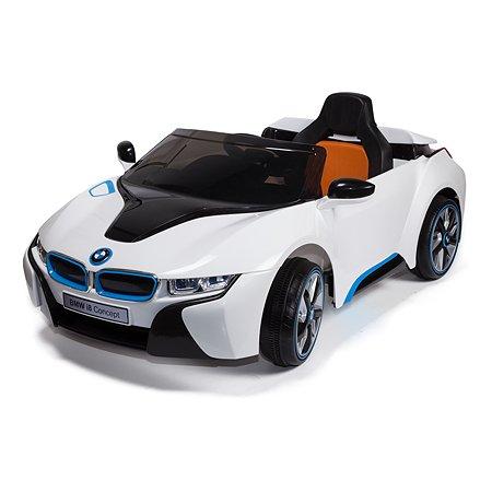 Электромобиль Kreiss BMW I8 CONCEPT Белый