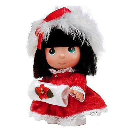 Кукла  MINI Precious Moments MINI Декабрь 14 см