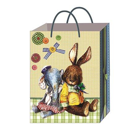 Пакет Magic Time подарочный Любимые игрушки 26*32.4*12.7 40856