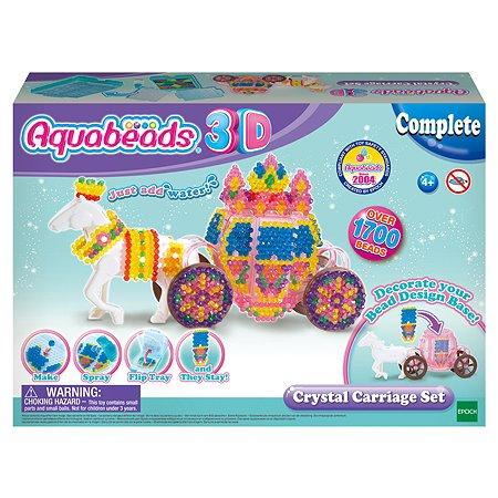 Набор Aquabeads Волшебная карета 31363