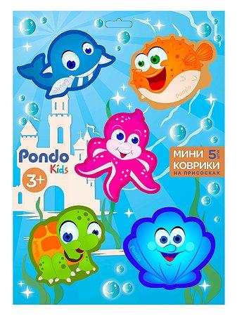 Коврик для ванны Pondo Морские друзья PK-0036