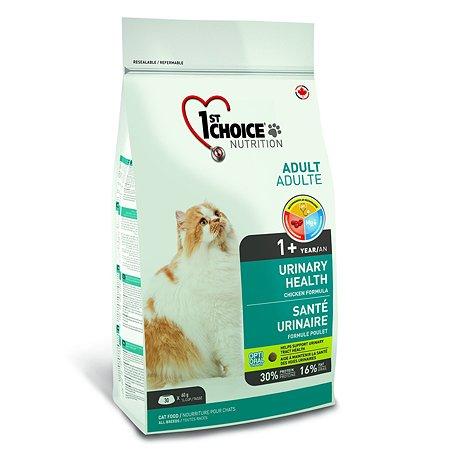 Корм для кошек 1st Choice Urinary курица 1.8кг