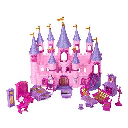 Замок Demi Star Розовый YS210092