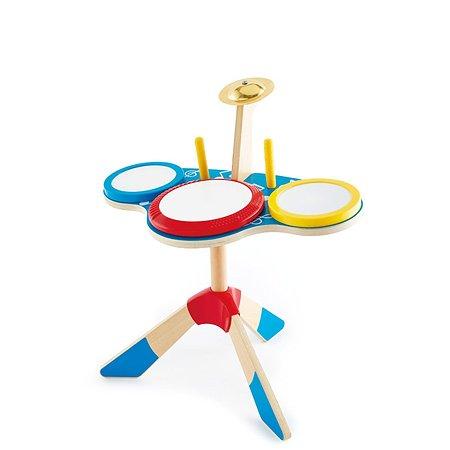 Игрушка музыкальная Hape Барабанная установка E0613_HP