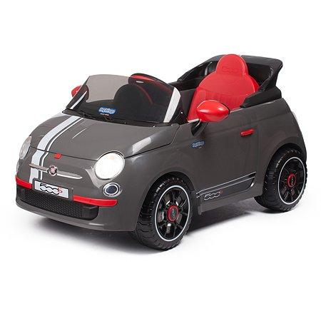 Электромобиль Peg-Perego Fiat 500 S Серый IGED1171