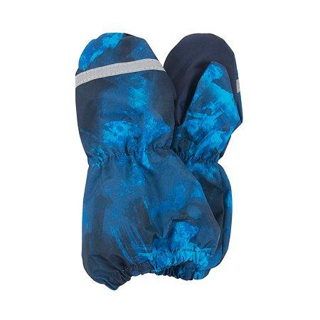Рукавицы Kerry тёмно-синие
