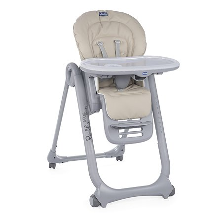 Стульчик Chicco Polly Magic Relax Beige