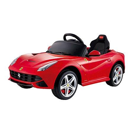 Электромобиль Rastar Ferrari F12 Красный