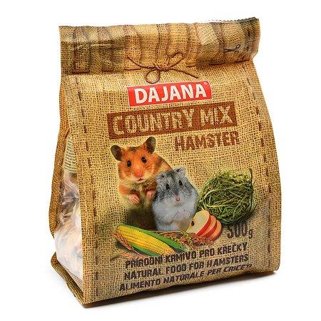 Корм для хомяков DAJANA Country Mix 500г DP401J