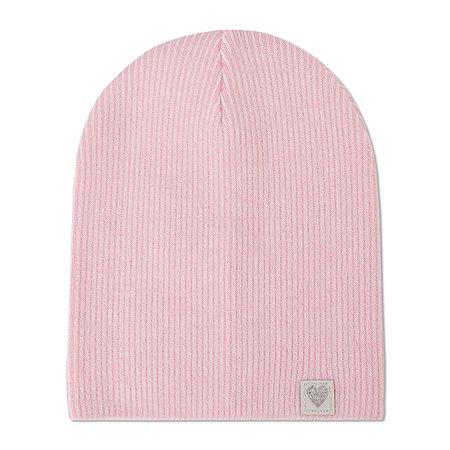 Шапка BabyGo Trend розовая