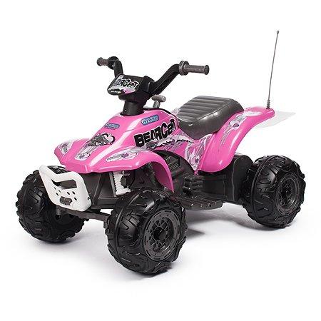 Электроквадроцикл Peg-Perego Corral Bearcat Розовый IGED1166