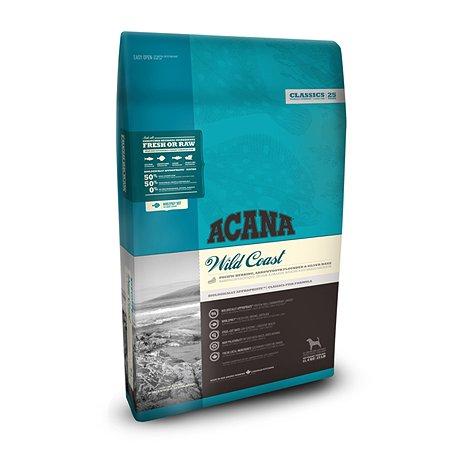Корм для собак ACANA Classics Wild Coast рыба 11.4кг
