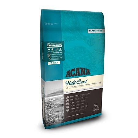 Корм для собак ACANA Classics Wild Coast рыба 17кг