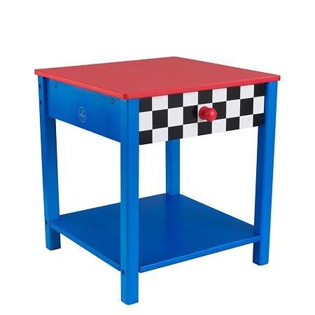 Столик прикроватный KidKraft Гоночная машина 76041_KE