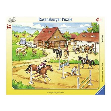 Пазл Ravensburger Животные 37 шт