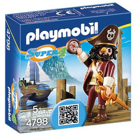 Супер-набор Playmobil Акулья борода