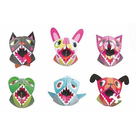 Оригами Janod Животные   6 карточек