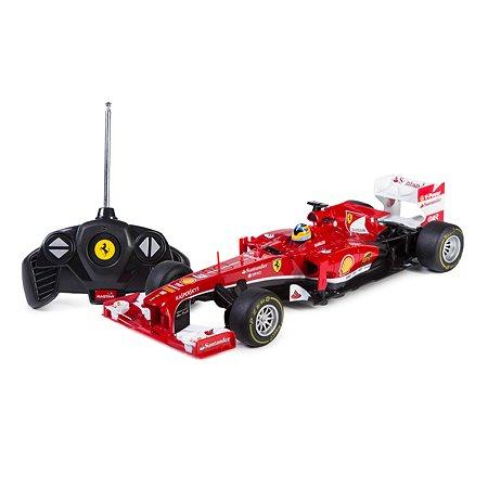 Машинка р/у Rastar Ferrari F1 1:18 красная