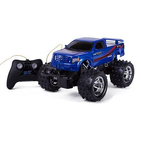 Машинка на радиоуправлении New Bright Jeep 1:16 Синяя