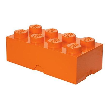 Система хранения LEGO 8 оранжевый