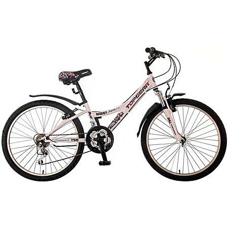 Велосипед TopGear Mystic 20 дюймов Белый ВН20167