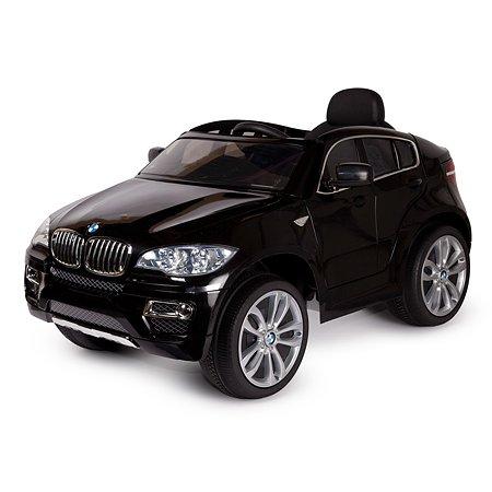 Электромобиль Kreiss BMW X6 6V черный (свет/звук)