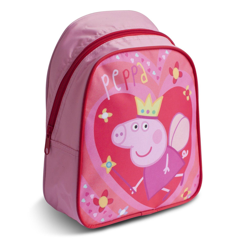 3c800d90f414 Рюкзачок Росмэн малый Свинка Пеппа Королева - купить в интернет магазине  Детский Мир в Москве и России, отзывы, цена, фото
