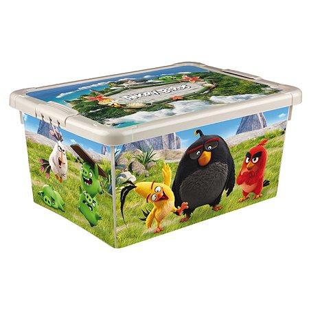 Ящик универсальный Angry Birds MOVIE